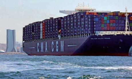 CMA CGM renforce son offre en Amérique du Sud