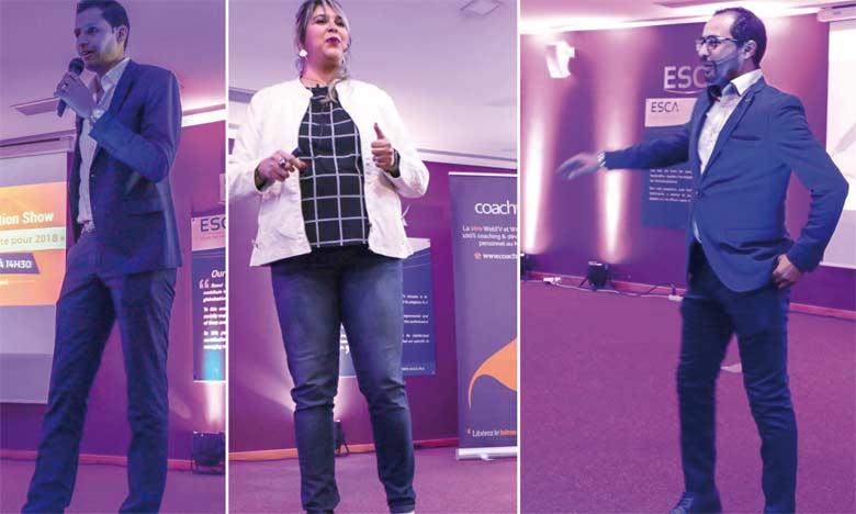 Franc succès pour la première édition du «Moroccan Motivation Show»