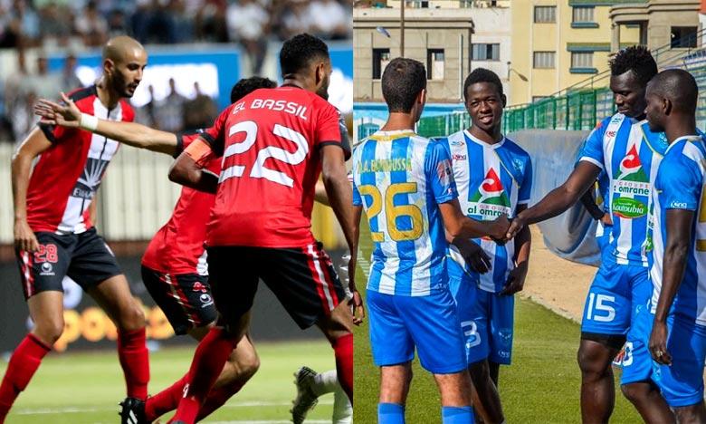 Le Fath Union Sport Rabat (FUS) a été tenu en échec à domicile par le Chabab Rif Al-Hoceima (CRA) sur le score de 2 à 0, au complexe Prince Héritier Moulay El Hassan de Raba. Ph : DR