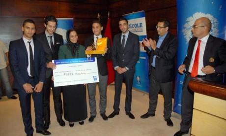 La FSJES de Kénitra remporte le Grand prix du Tournoi de Gestion