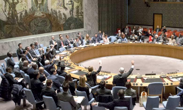 Le Conseil de sécurité de l'ONU examine une résolution rejetant la décision de Trump