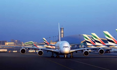 Emirates lance sa campagne promotionnelle «Bonjour2018»
