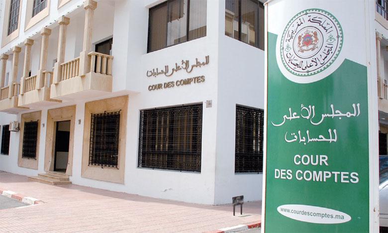 Publication des rapports relatifs à l'audit  des comptes des partis politiques