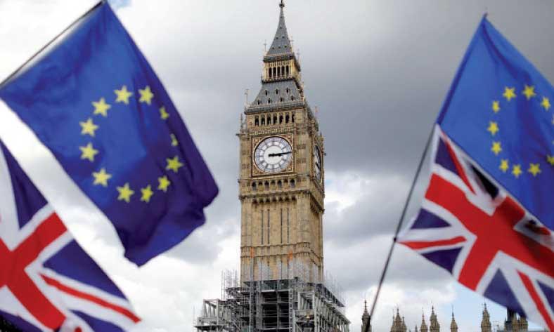 Le Brexit dope les fusions  entre entreprises britanniques