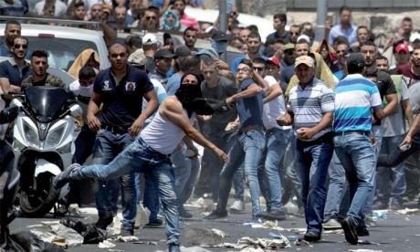 Raids israéliens contre des positions du Hamas