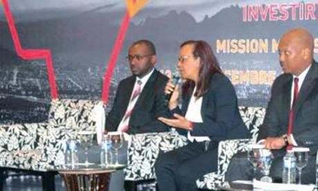 Une mission multisectorielle au Gabon clôture l'année 2017