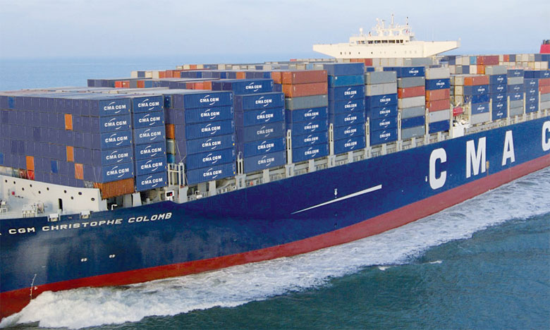 Total livrera le GNL des futurs porte-conteneurs de CMA-CGM