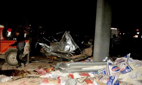 15 morts dans 1.207 accidents en une semaine