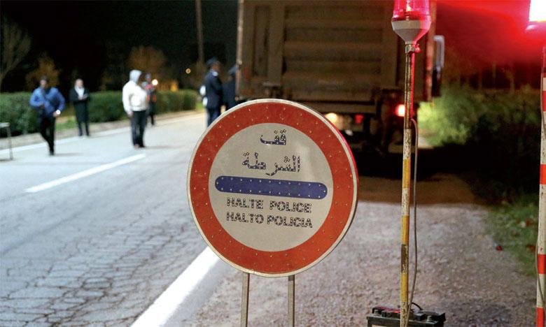 La criminalite au Maroc