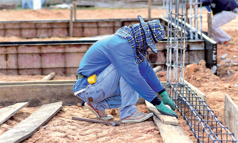 Le développement de l'écosystème matériaux de construction est appelé à relever les enjeux liés à l'industrialisation des filières, l'amélioration de la compétitivité à l'import-export et la réduction de la facture énergétique des acteurs.