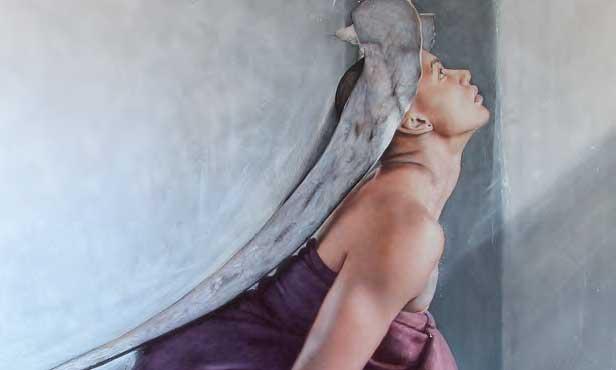 Le langage du corps dans les œuvres  de Ali Sahtoute