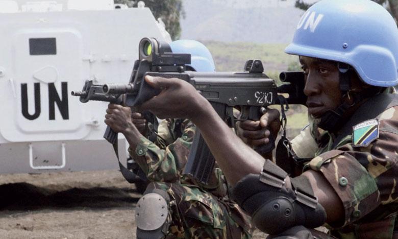 L'Ouganda attaque des rebelles