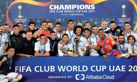Le Real s'offre une pluie de records et de distinctions individuelles à Abu Dhabi
