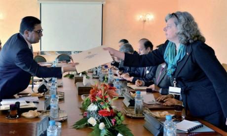 Nasser Bourita convoque la chargée d'affaires de l'ambassade des États-Unis à Rabat et les ambassadeurs de Russie, de Chine, de France et du Royaume-Uni
