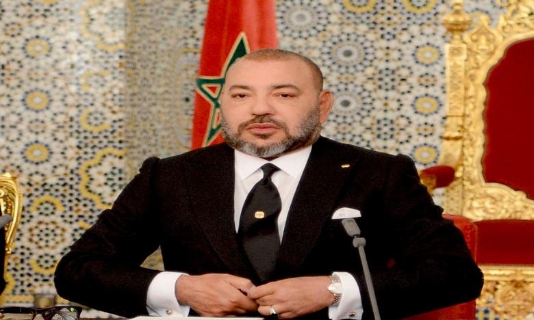 S.M. le Roi, Président du Comité Al-Qods, adresse un message au Secrétaire général de l'ONU
