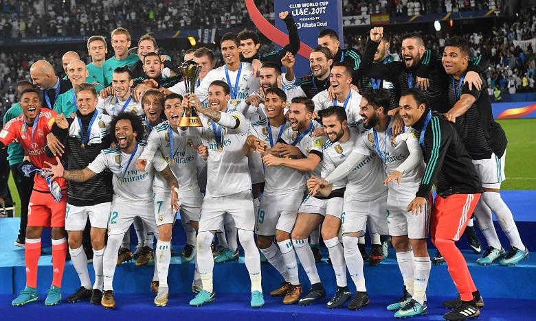 Real Madrid, premier club à conserver son titre