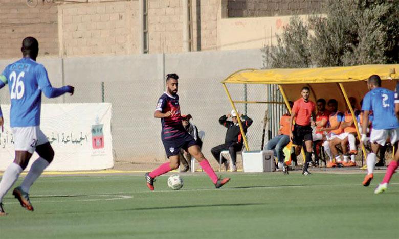 Le club de Had Soualem a raté une nouvelle occasion de rester au contact de Zemamra.