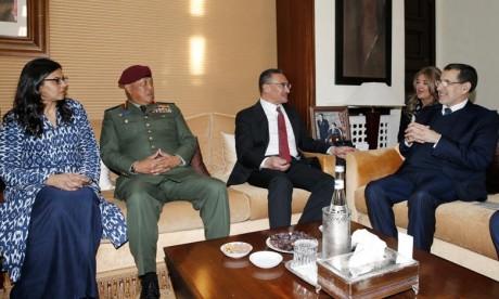 Nouvelle impulsion à la coopération bilatérale