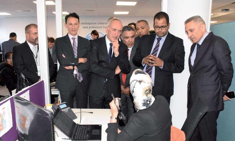 Sofrecom, filiale d'Orange, s'engage à atteindre 700 emplois au Maroc d'ici 2020