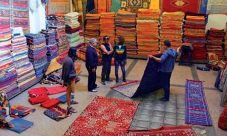 La deuxième édition de la Foire du tapis se profile à l'horizon