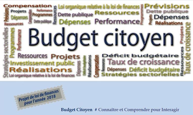 Publication de la 7e édition du Budget Citoyen