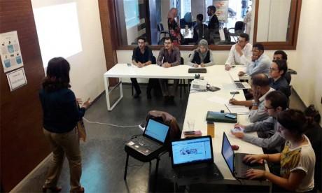 Sept startups retenues pour  la cinquième promotion