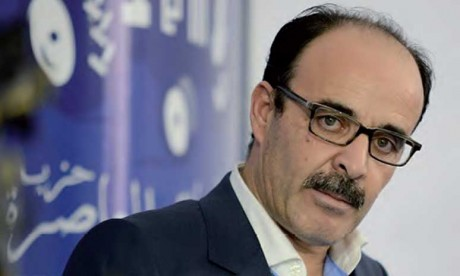 Ilyass El Omari démissionne de son poste  de secrétaire général du PAM