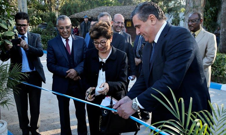 Le nouveau siège de l'Unité de coordination régionale inauguré à Rabat