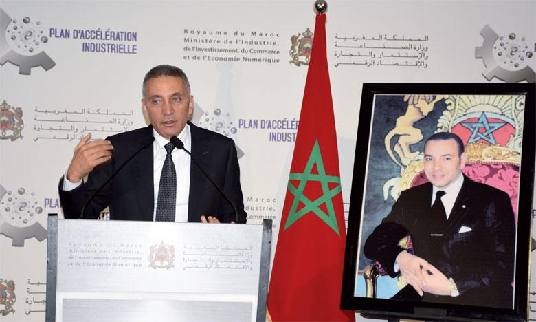 Le Maroc revoit à la hausse  l'objectif pour PSA