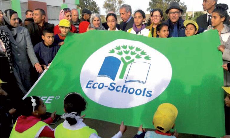 Plus de 1.900 établissements de 12 académies participent à la 12e édition du programme Éco-Écoles, et plus de 22.000 collégiens et lycéens ont participé au concours Jeunes Reporters pour l'environnement depuis son lancement. Ph. DR
