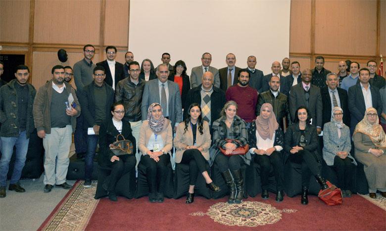La rencontre a réuni des acteurs des secteurs nucléaire et radiologique de la région de Marrakech- Safi provenant d'horizons divers.
