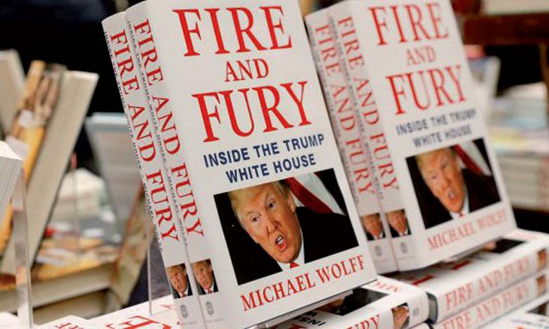 Le débat sur la personnalité de Donald Trump relancé par la publication  d'un ouvrage controversé