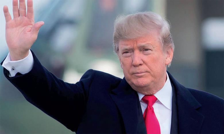 Donald Trump prêt à signer  une nouvelle version