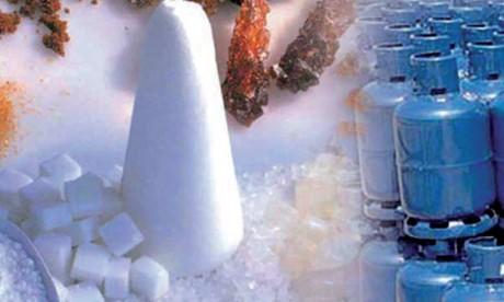 Les arriérés du sucre apurés,  1,2 milliard de DH restent dus sur le gaz