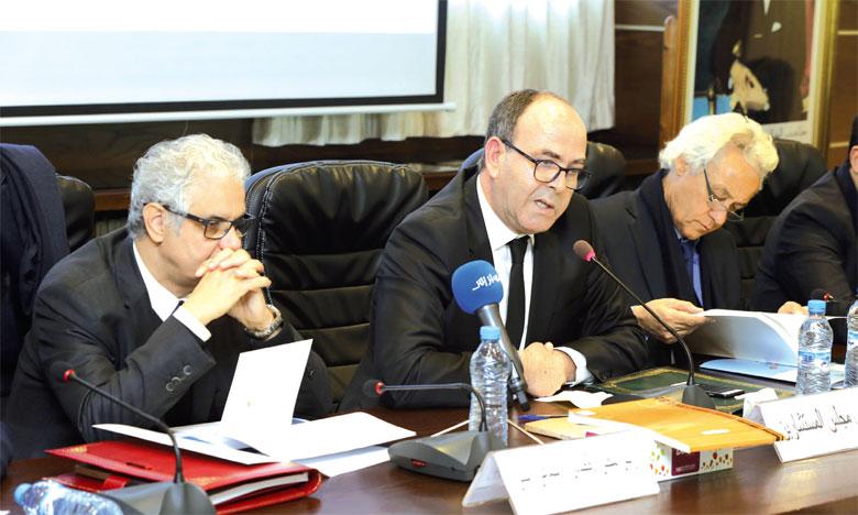 Le CESE et Bank Al-Maghrib soulignent l'importance de définir une nouvelle vision globale