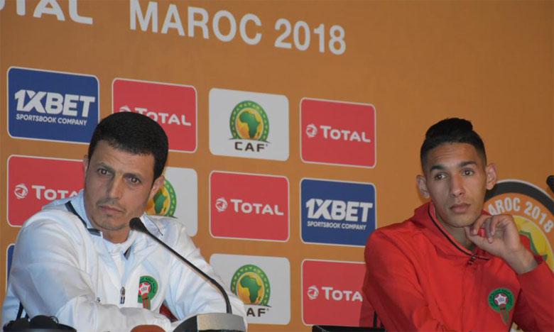 Jamal Sellami: «Nous n'allons pas faire de cadeau à la sélection de Mauritanie»