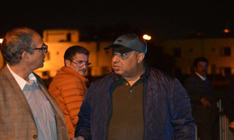 Le président Saïd Hasbane a donné une idée plus ample du respect qu'il manifeste à l'égard de l'institution des adhérents.