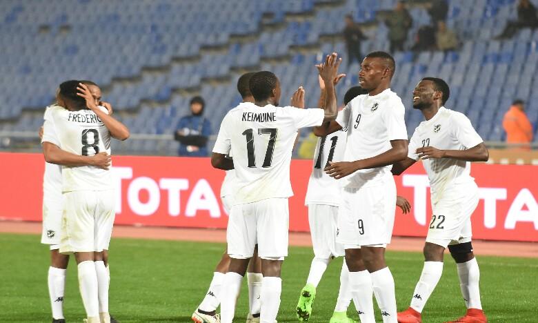 La Namibie rejoint la Zambie en quart de finale
