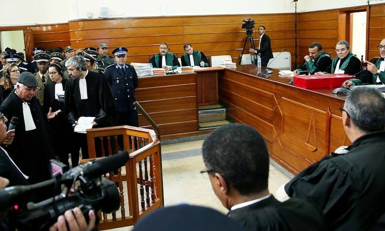 Le ministère public a assuré n'avoir constaté aucune trace de violence sur les accusés lors de leur présentation devant le parquet ou leur audition préliminaire par le juge d'instruction. Ph : DR