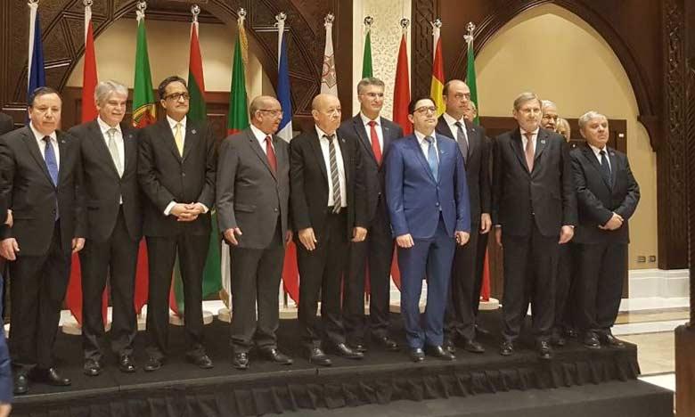 Les ministres des Affaires étrangères saluent l'action du Maroc  en matière de migration et de lutte contre le terrorisme