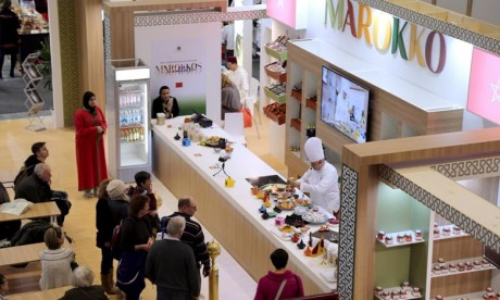 Le Maroc participe à la Semaine Verte Internationale de Berlin