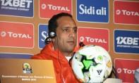 Omar Mohamed El Maryami, entraîneur de la Libye :  «Nous avons 50 % de chances de gagner et de passer en finale»