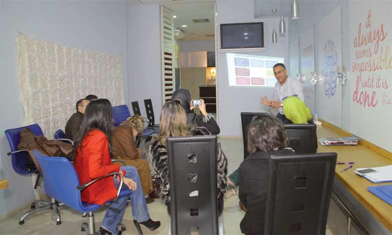 Les Social Media, une opportunité pour les femmes  entrepreneurs
