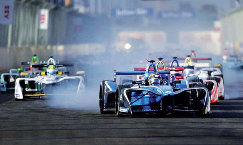 Victoire méritée du Suédois Felix Rosenqvist