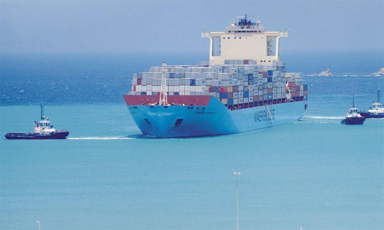 En 2017, le volume de marchandises traitées à Tanger Med était en hausse de 15% sur un an, à 51,32 millions de tonnes.