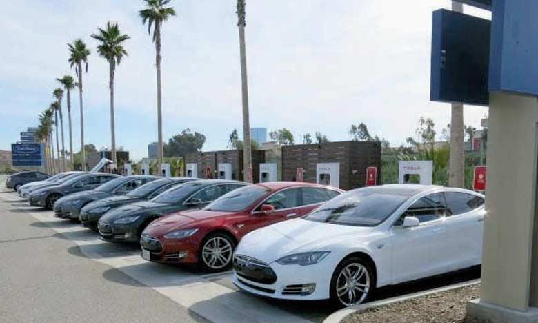 La Californie lance un plan de 5 millions de voitures vertes