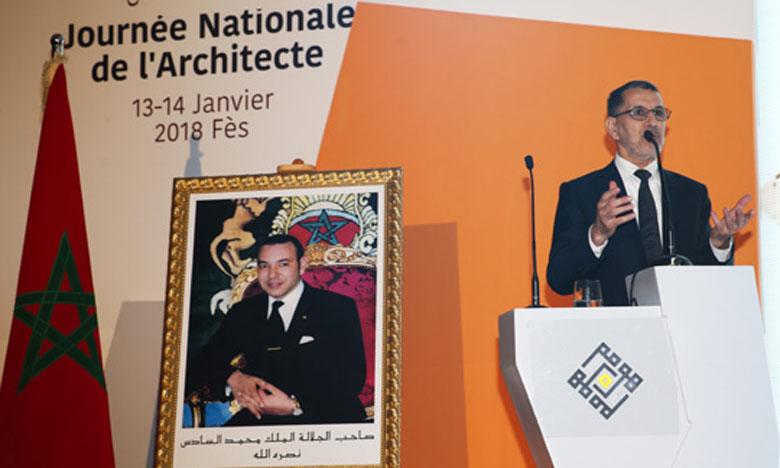 Saâd Eddine El Othmani : Le gouvernement disposé à accompagner les architectes pour trouver des solutions aux difficultés du secteur