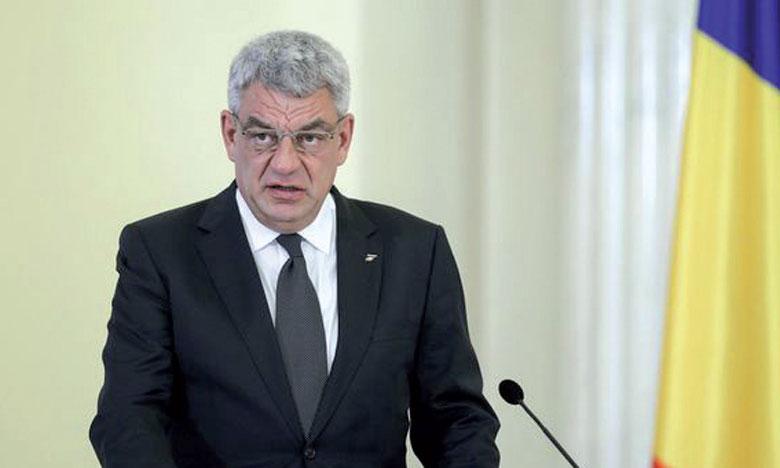 Démission du premier ministre Mihai Tudose