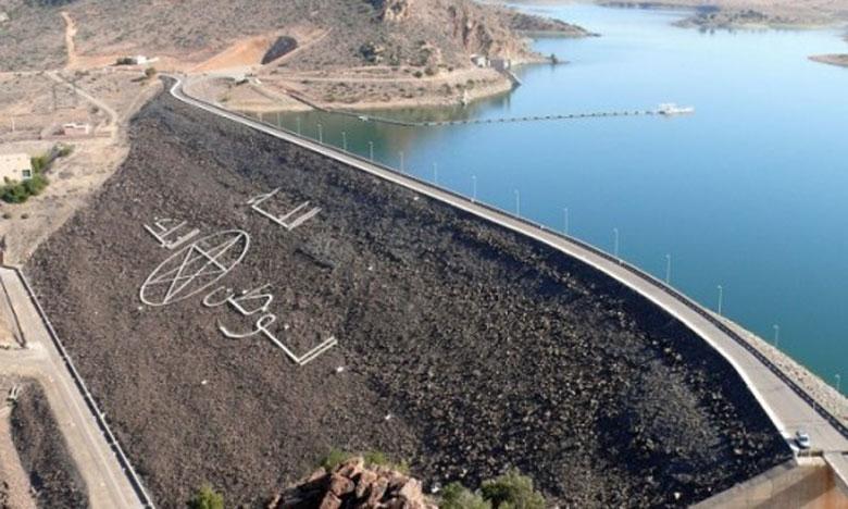 Les retenues des barrages dépassent  les 517 millions de m3 au 15 janvier