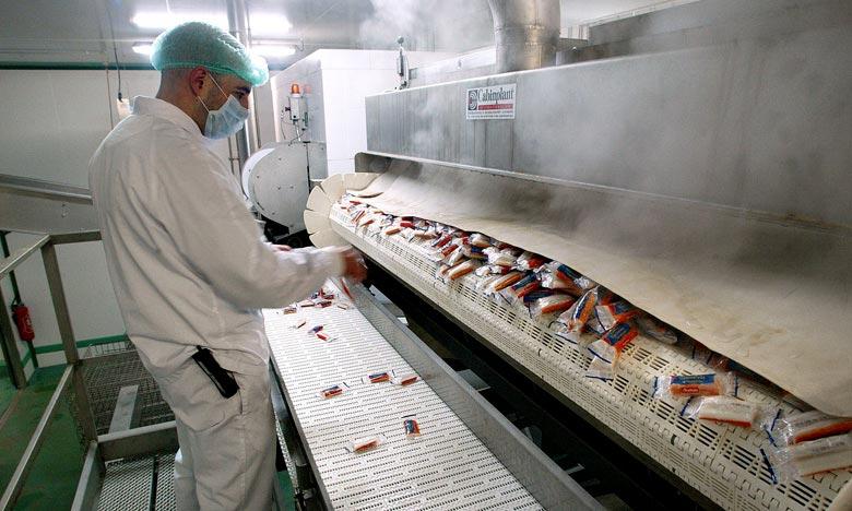 L'évolution résulte de la baisse des prix des «Industries alimentaires» de 0,3%, c'est ce qu'a expliqué le HCP dans une note d'information relative à l'IPPIEM de décembre 2017. Ph : DR